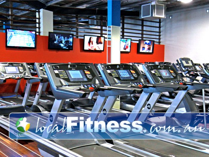 Genesis Fitness Clubs Box Hill Gym Fitness Tune into your favorite shows