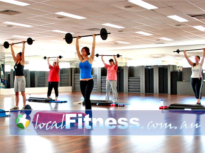 Genesis Fitness Clubs Blackburn Gym Fitness Over 70 Box Hill South group