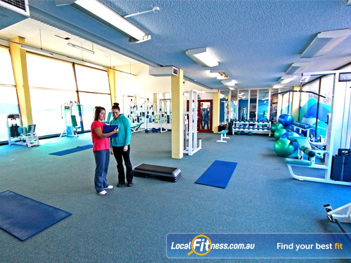Fernwood Fitness Gym Casula  | Fernwood Liverpool gym provides a 2 level spacious