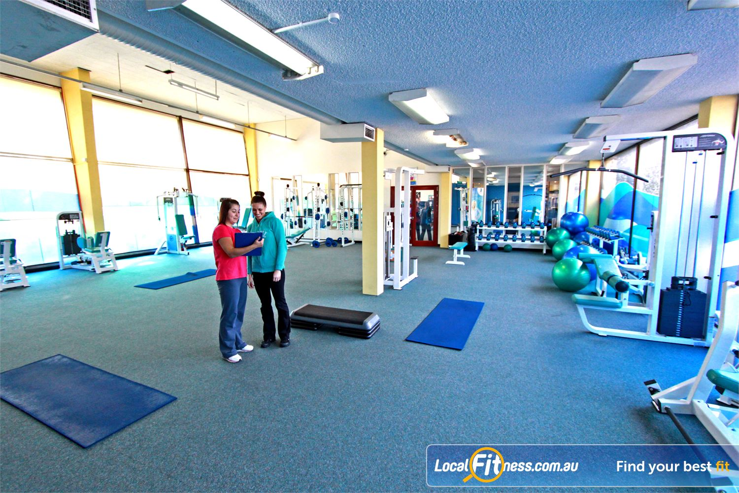Fernwood Fitness Liverpool Fernwood Liverpool gym provides a 2 level spacious women's only gym.