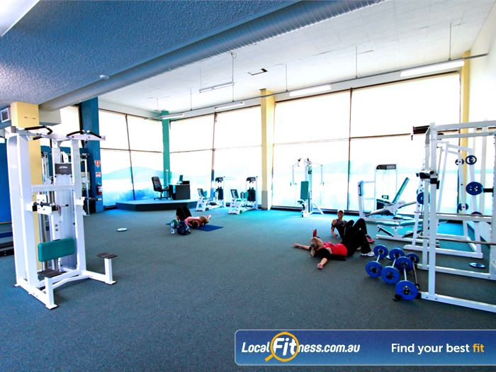 Fernwood Fitness Gym Casula  | Not all women strength training is equal. Equipment