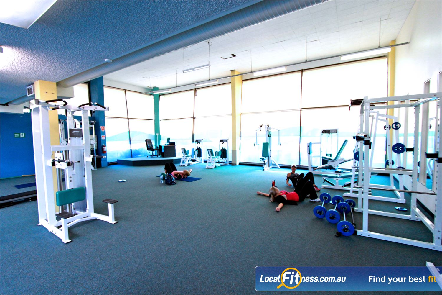 Fernwood Fitness Liverpool Not all women strength training is equal. Equipment matters!