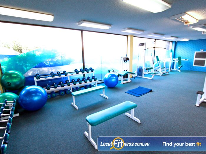 Fernwood Fitness Gym Miller  | We provide the right fitness and weights to