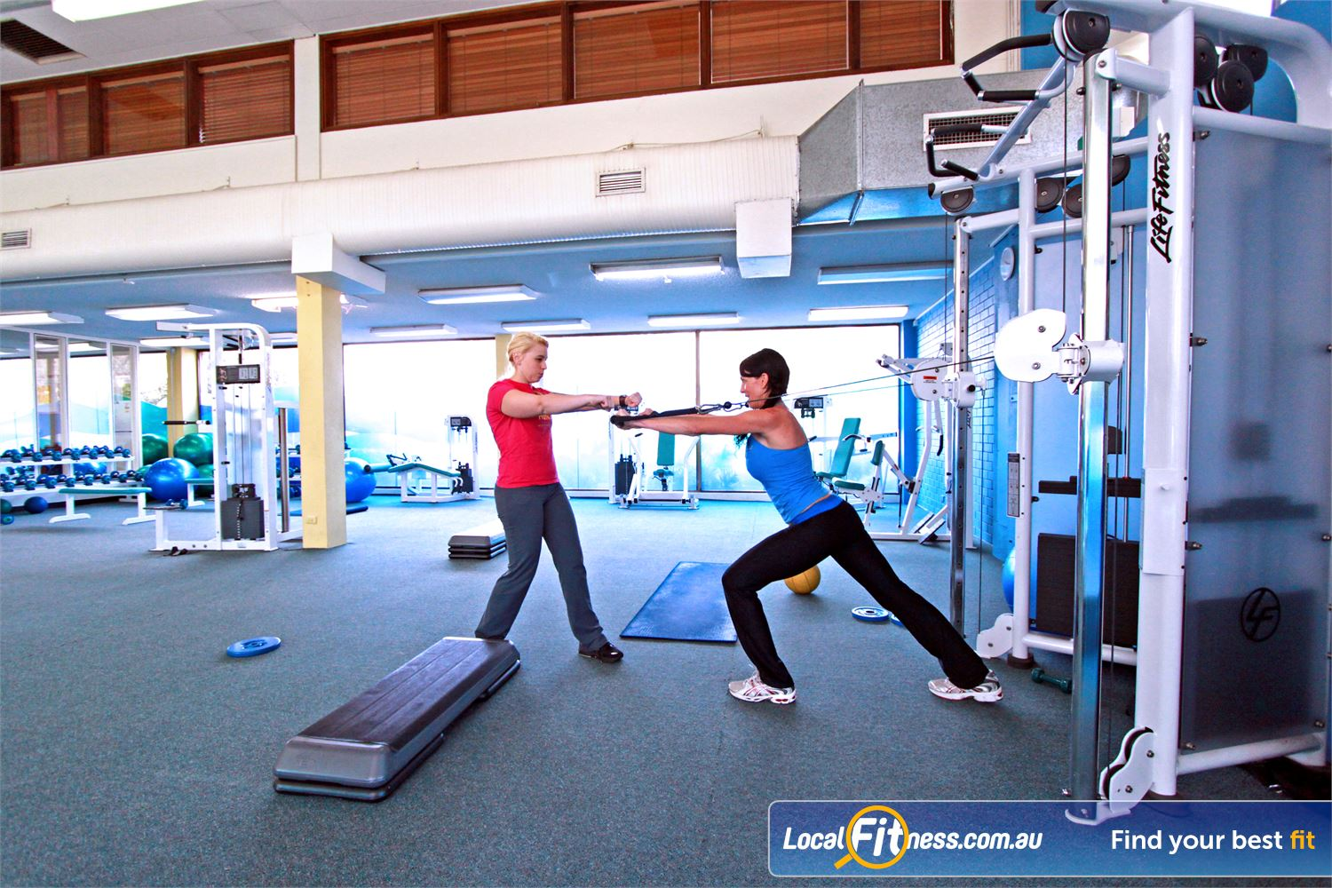 Fernwood Fitness Near Warwick Farm At Fernwood Liverpool women's gym we focus on multi-joint strength exercises.