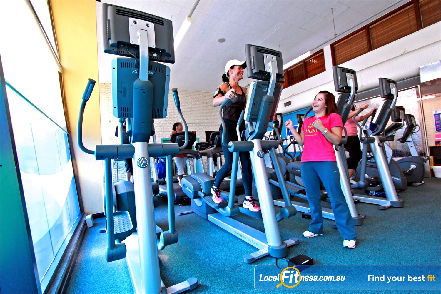 Fernwood Fitness Near Lurnea With Liverpool personal trainers you can lose weight fast with our energetic cardio boxing workouts.