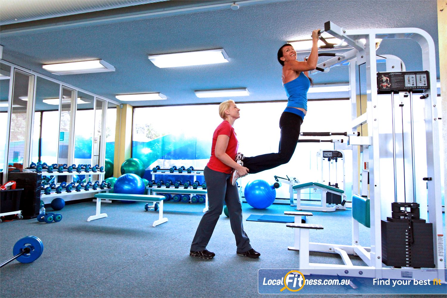 Fernwood Fitness Liverpool Fernwood Liverpool personal trainers will create enjoyable body-weight program to test your strength.