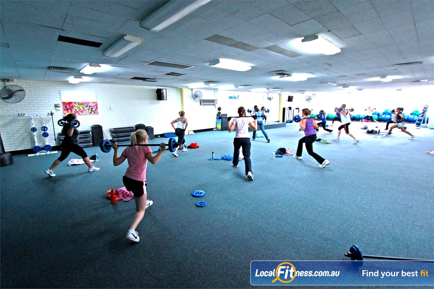 Fernwood Fitness Near Lurnea Enjoy classes such as Les Mills and Liverpool Zumba.