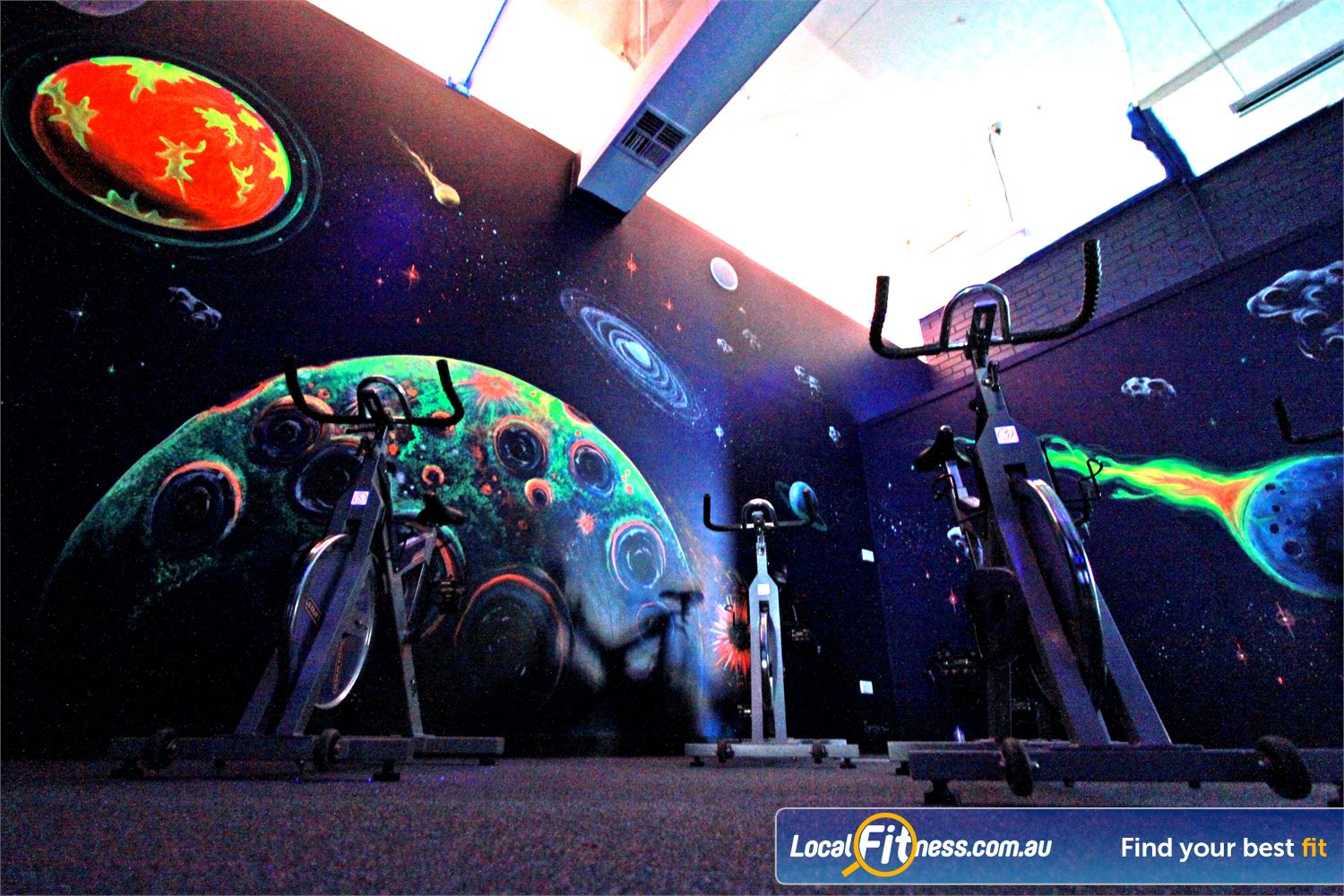 Fernwood Fitness Near Warwick Farm Enjoy the dynamic twilight environment with Liverpool spin cycle classes.