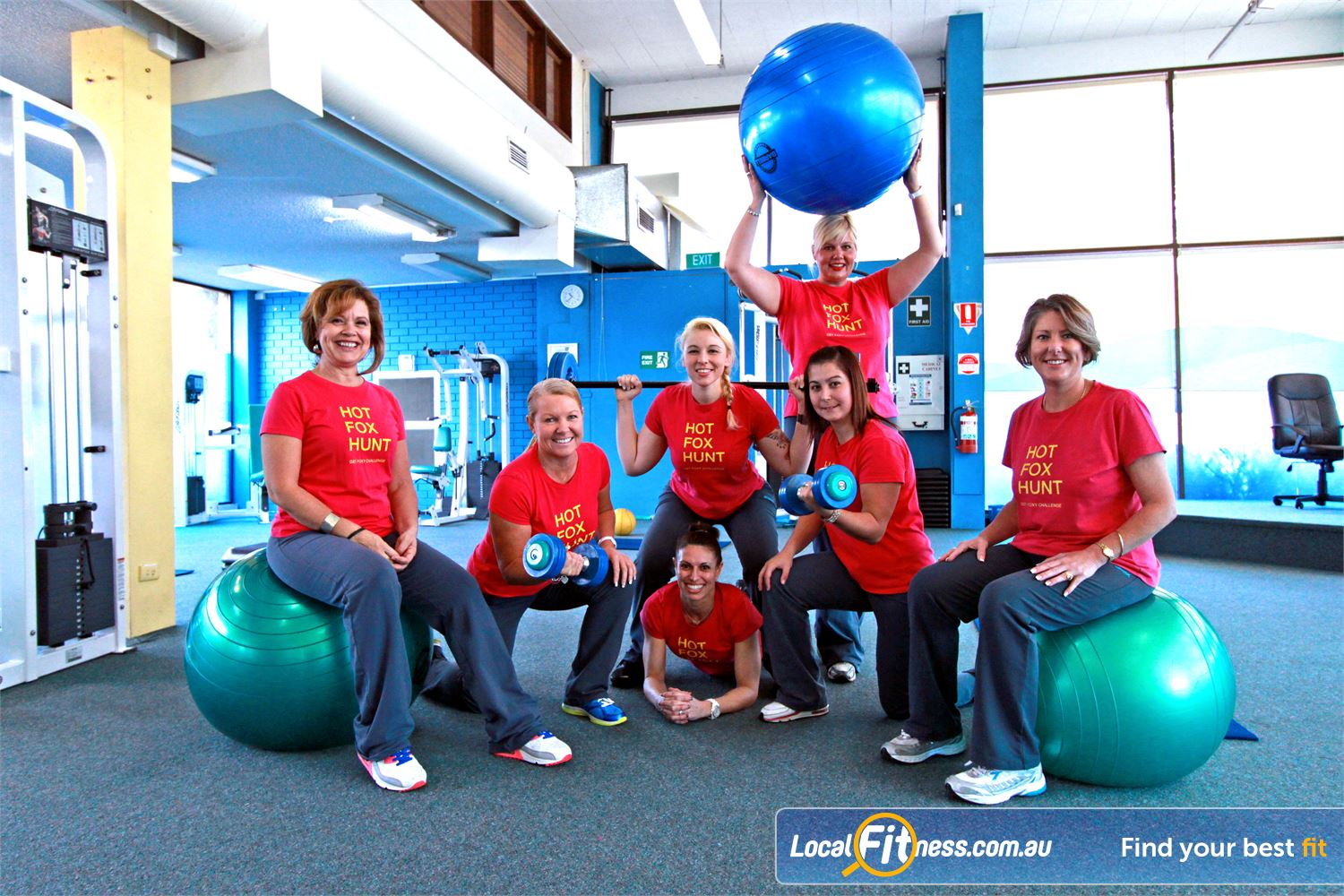 Fernwood Fitness Liverpool Have peace of mind, our team are experts in exercise for women.
