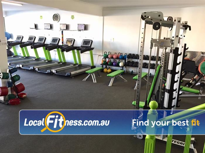 Helfi Addiction Fitness Centre Gym Morningside  | Fully equipped for strength and cardio.
