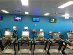 Jetts Fitness Notting Hill Gym Fitness Rows of treadmills, cross