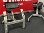 Our Oakleigh gym uses heavy duty Synergy equipment.