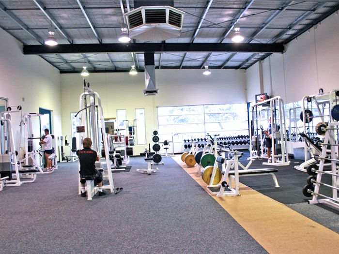 Orbit Fitness Gym Hastings  | Orbit Fitness Mornington provides a spacious and comfortable