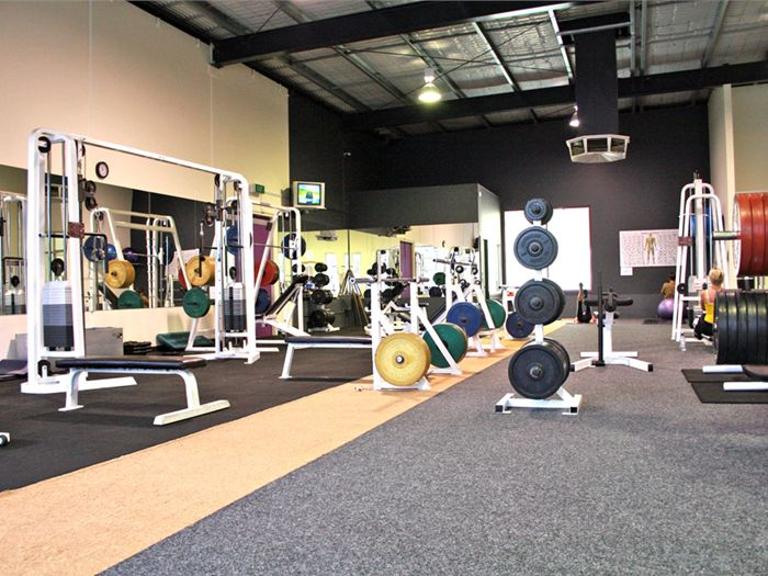 Orbit Fitness Gym Hastings  | A wide selection of machines and easy to