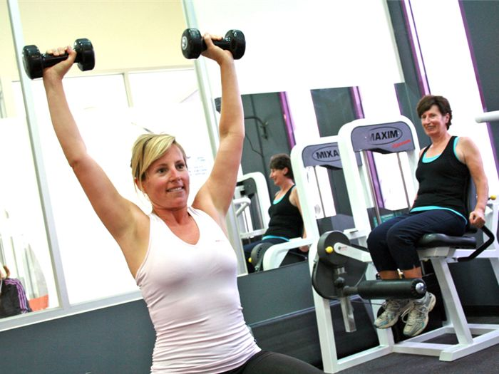 Orbit Fitness Gym Hastings  | Fitness training for all ages and abilities.