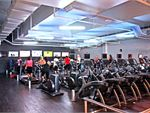 Goodlife Health Clubs Reedy Creek Gym Fitness Rows of equipment means you'll