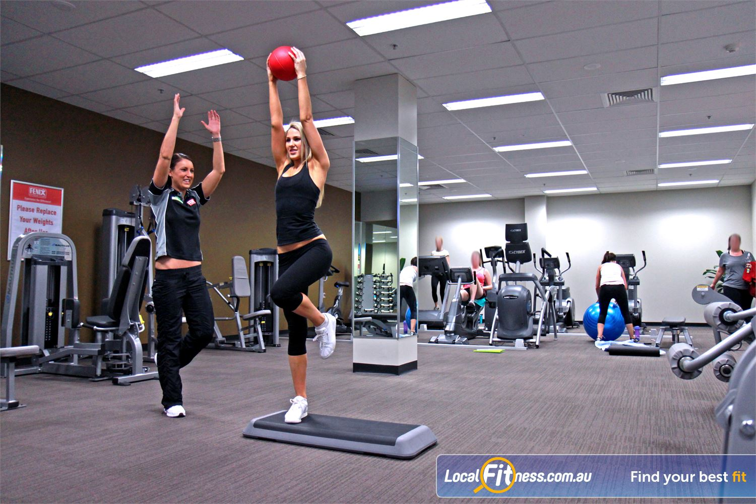 Goodlife Health Clubs Near Varsity Lakes Our ladies only gym offers all the functionality of the open gym with the latest training equipment for ladies.