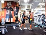 Goodlife Health Clubs Robina Gym Fitness Free-weight training when you