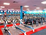 South Pacific Health Clubs Malvern East Gym CardioThe signature cardio theatre