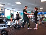 South Pacific Health Clubs Malvern East Gym Fitness An extensive range of dumbbell