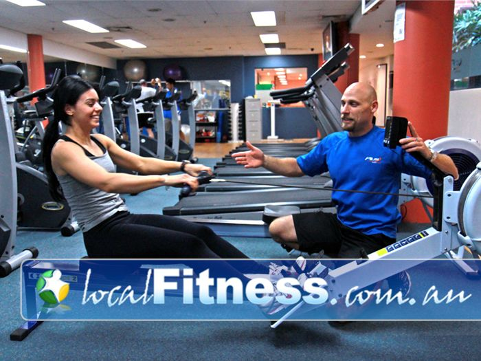 Plus Fitness Health Clubs Sydney CBD Kent Street Sydney Gym Fitness Vary your workout including