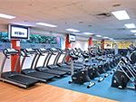 Plus Fitness Health Clubs Sydney CBD Kent Street Sydney Gym Fitness Tune into your favorite music