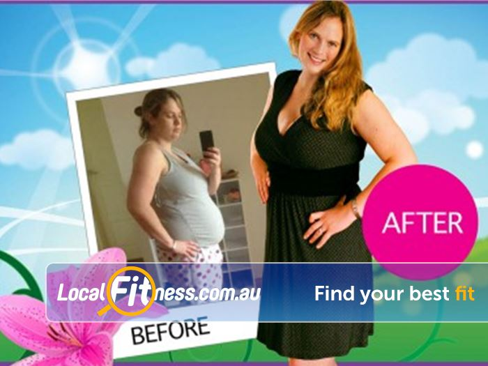 The Yummy Mummy Club Gym Brookwater  | Weight-loss programs to help women and mothers regain