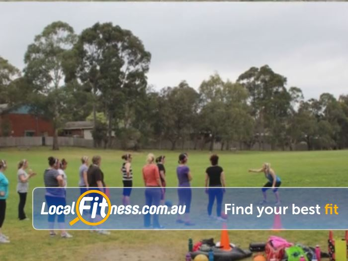 The Yummy Mummy Club Gym Brookwater  | Brookwater Outdoor Fitness classes for busy mothers.