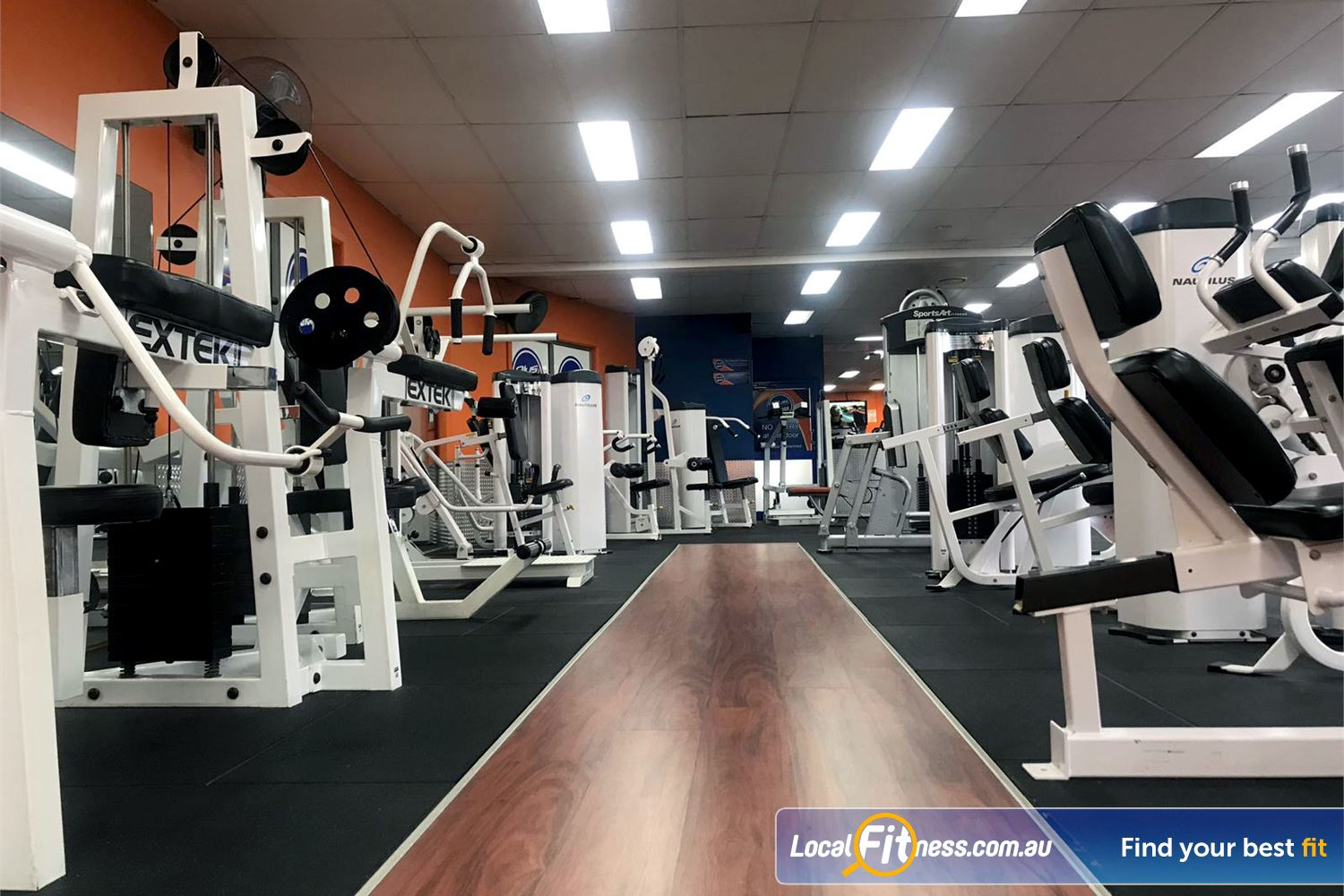 Plus Fitness Health Clubs Northmead Welcome to the state of the art Plus Fitness Northmead gym.