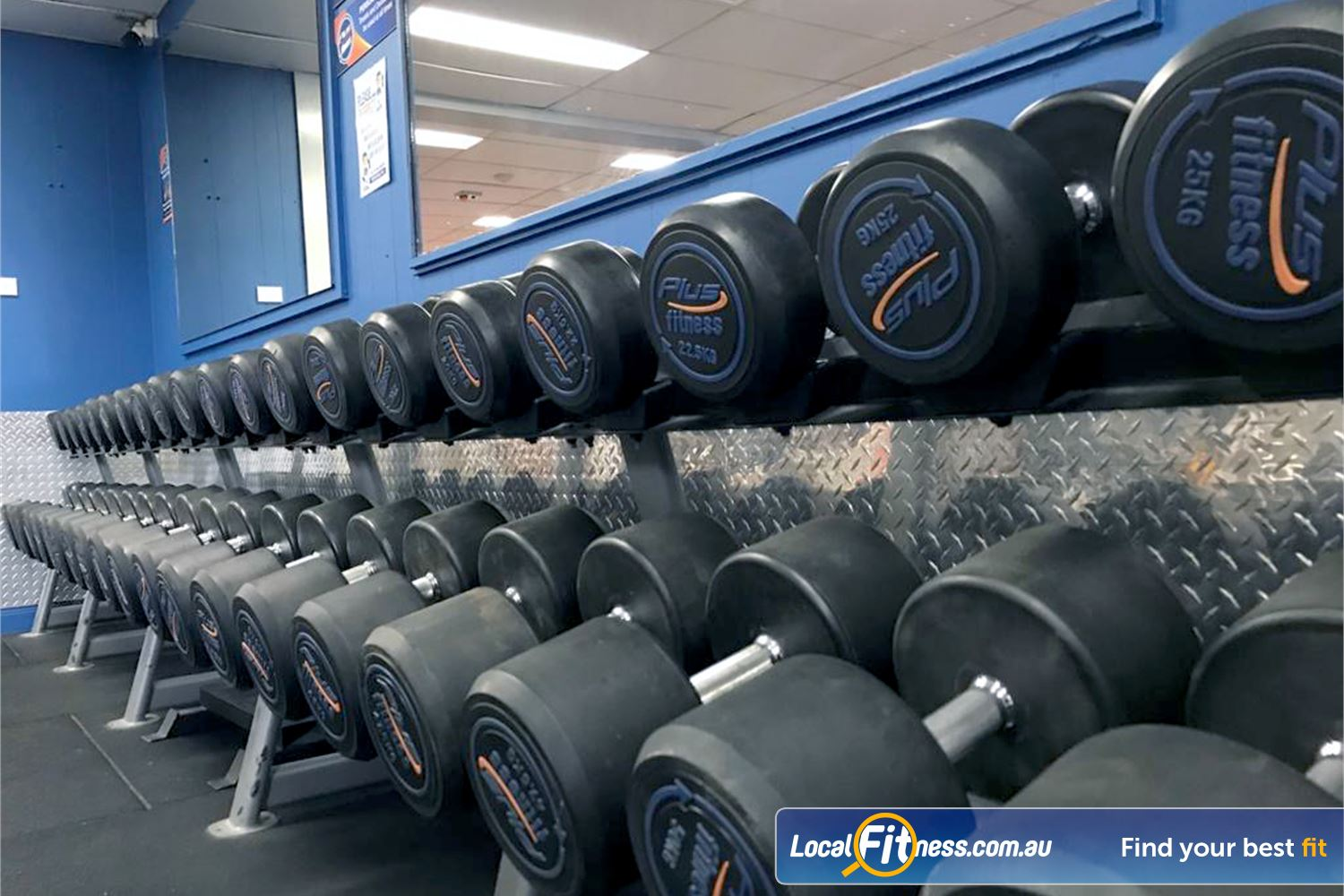 Plus Fitness Health Clubs Northmead Get a complimentary fitness program from our Northmead gym team.