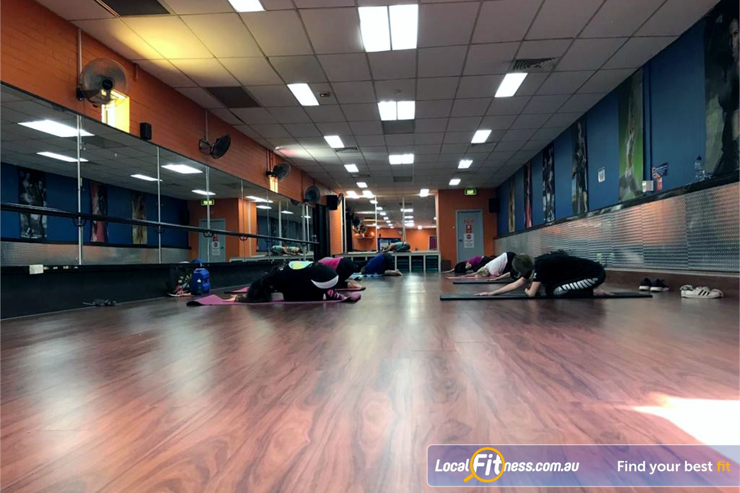 Plus Fitness Health Clubs Near Winston Hills Unwind and relax with our Northmead Yoga and Pilates classes.