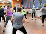 Dance your way to fitness with our classes