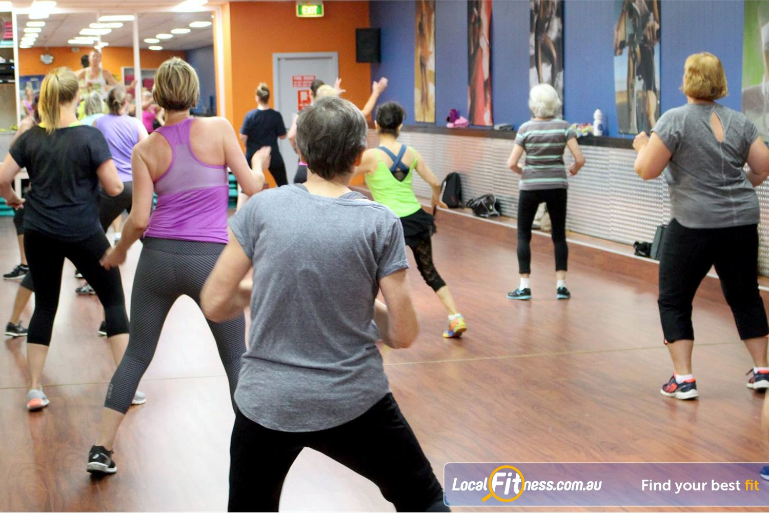Plus Fitness Health Clubs Near Merrylands Dance your way to fitness with our classes inc. Northmead Zumba.