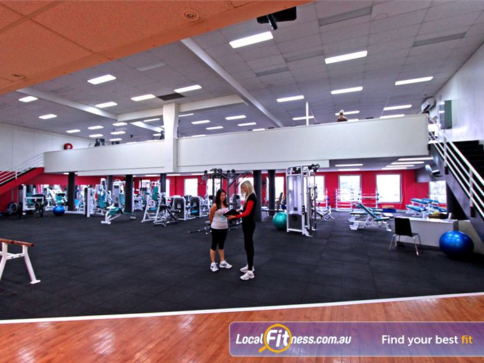 Fernwood Fitness Gym Wantirna South  | Welcome to the spacious Fernwood women's gym Mitcham.