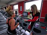 Fernwood women's gym Mitcham provides personal entertainment screens
