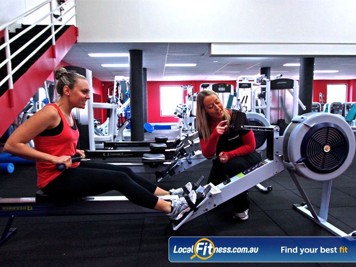 Fernwood Fitness Mitcham Ladies Gym Fitness Fernwood instructors can help