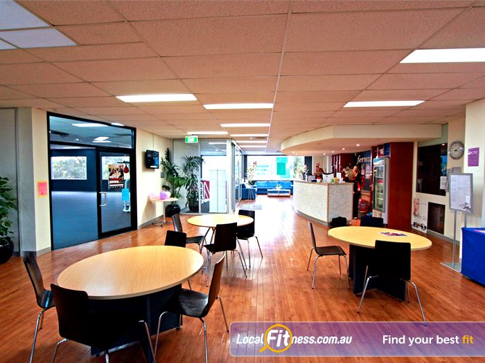 Fernwood Fitness Mitcham Ladies Gym Fitness First-class service with