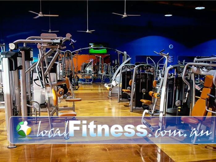 Plus Fitness 24/7 Gym Broadbeach Waters  | State of the art equipment from SportsArt Fitness.