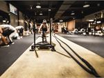 Battle ropes, kettlebells, sled runs will keep your