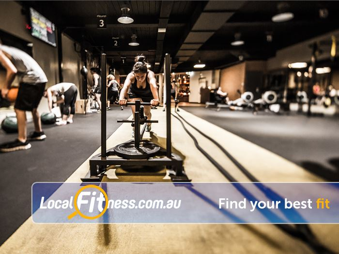 12 Round Fitness HIIT Melbourne  | Our workouts are designed around functional strength and