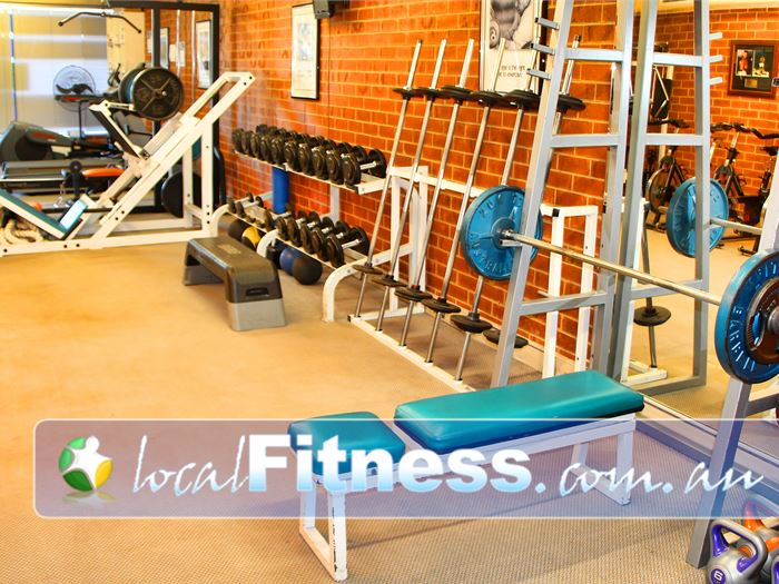 Focus on Physique Gym Templestowe    Our private Rosanna personal training studio.