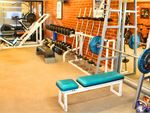 Our private Rosanna personal training studio.