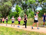 Shape up with our Rosanna Boot camp program.