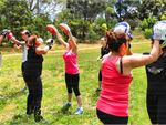 Rosanna boot camps will get you out and