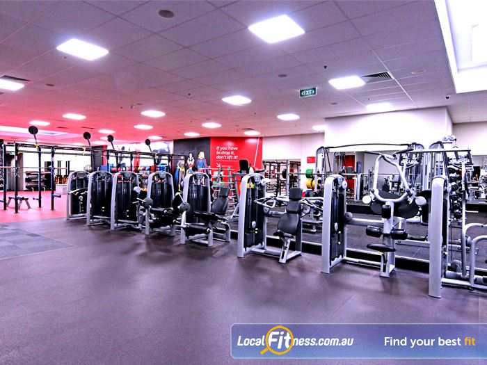 Fitness First Gym Bardon  | Welcome to the state of the art Fitness
