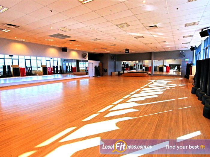 Fitness First Gym Bardon  | Over 69 classes per week inc. Zumba, Pilates,