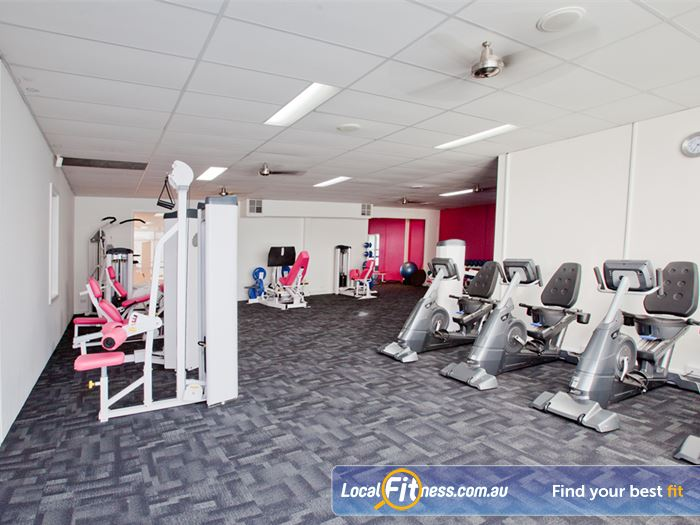 Fernwood Fitness Gym Kensington  | Welcome to the new look state of the