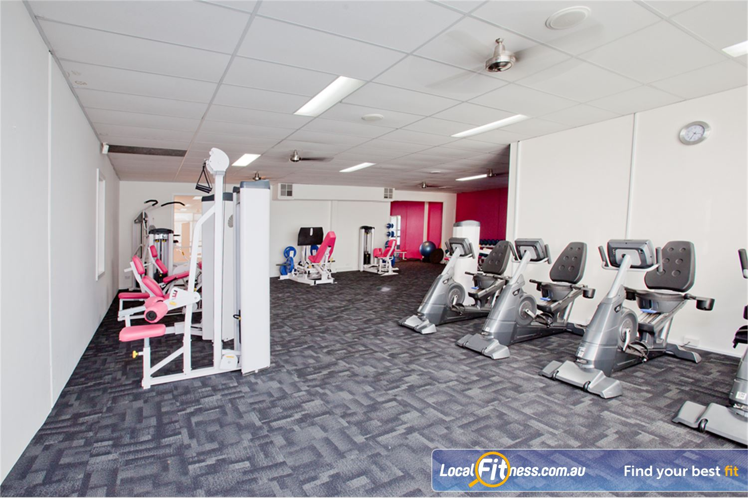 Fernwood Fitness Yarraville Welcome to the new look state of the art Fernwood Yarraville 24 hour gym.