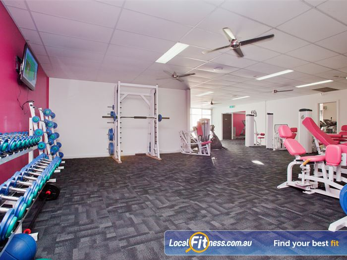 Fernwood Fitness Gym Port Melbourne  | We provide the right fitness and weights to