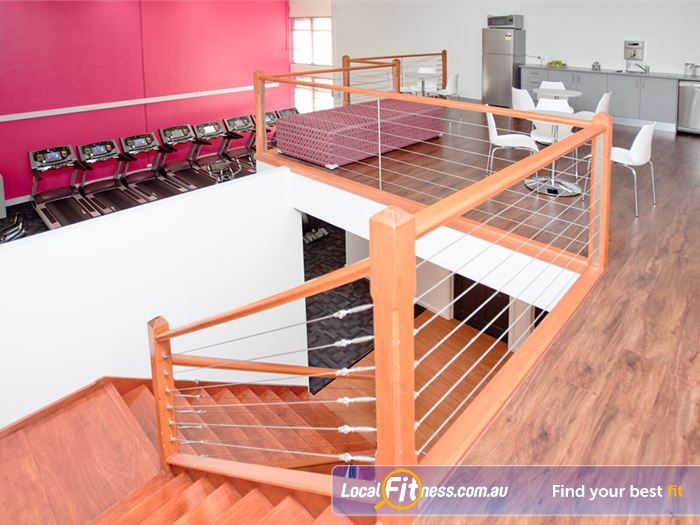 Fernwood Fitness Gym Caroline Springs  | The spacious Yarraville womens  24 hour gym.